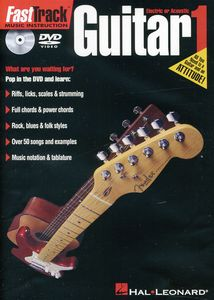 Fast Track: Guitar Method 1