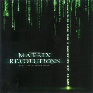 Matrix Revolutions (Original Soundtrack) [Import]