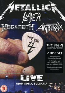 Big Four: Live from Sophia Bulgaria [Import]