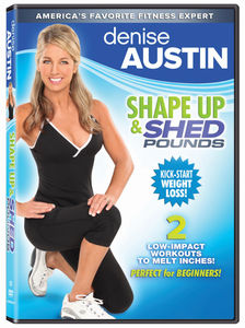 Shape Up & Shed Pounds