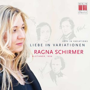 Ragna Schirmer - Love in Variations