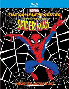 Spectacular Spider-Man: Comp First & Second Season