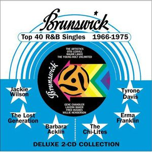 Brunswick Top 40 R&B Singles 1966-1975 /  Various