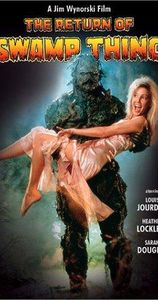 Return of Swamp Thing [Import]