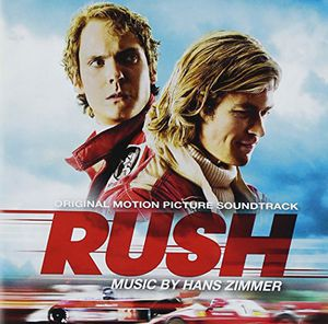Rush Original Motion Picture Soundtrack (Original Soundtrack) [Import]