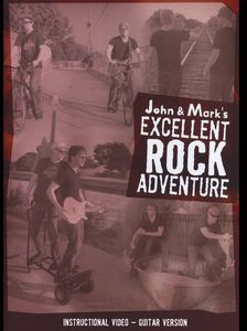 John & Marks Excellent Rock Adventure-Instructiona