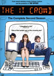 It Crowd: The Complete Second Season