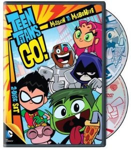 Teen Titans Go: Mission to Misbehave Season 1 PT 1