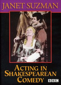 Acting in Shakespearean Comedy: Janet Suzman