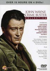 Wayne, John /  Crime Buster Collection