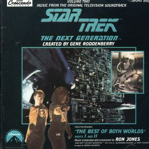 Star Trek: Next Generation 2 (Original Soundtrack)
