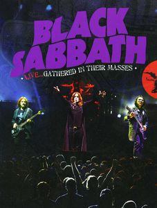 Black Sabbath Live Gathered in Their Masses [Import]