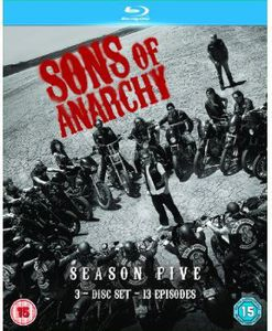 Sons of Anarchy-Season 5