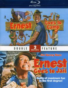 Ernest Goes to Camp & Ernest Goes to Jail