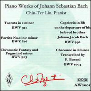 Piano Works of Johann Sebastian Bach