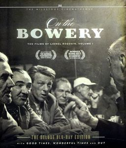 On the Bowery: The Films of Lionel Rogosin 1