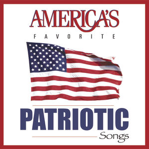 America's Favorite Patriotic Songs /  Various