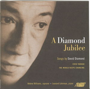 Diamond Jubilee: Songs By David Diamond