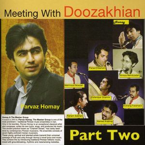 Meeting with Doozakhian 2