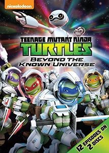 Teenage Mutant Ninja Turtles: Beyond the Known