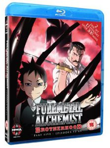Fullmetal Alchemist Brotherhood Five