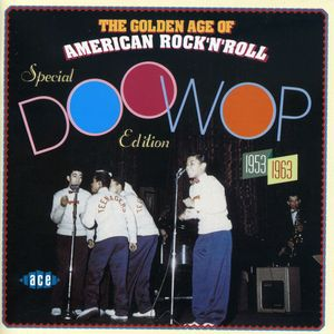 Golden Age of American Rock N Roll: Doo Wop /  Various [Import]
