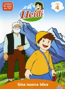 Vol. 4-Heidi-Una Nueva Idea [Import]