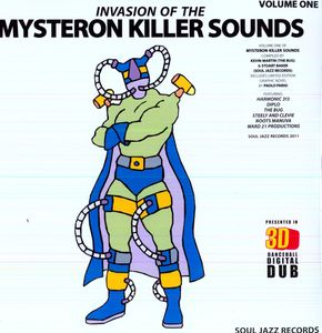 Invasion of the Mysteron Killer Sounds 1 /  Various