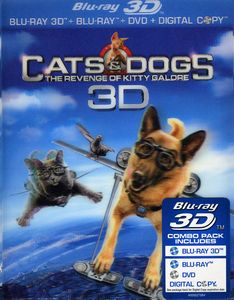 Cats & Dogs: Revenge of Kitty Galore (3D)