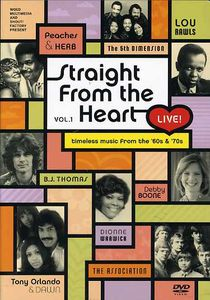 Straight from the Heart Live 1 /  Various