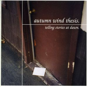 autumn wind thesis
