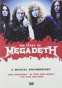 Story of Megadeth the [Import]