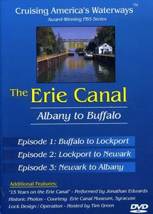 Erie Canal: Albany to Buffalo