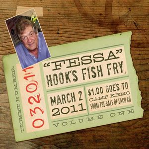 Fessa Hook's Fish Fry 1 /  Various