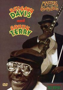 Masters Country Blues : Reverend Gary Davis