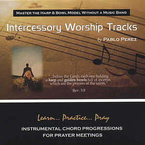 Intercessory Worship Tracks
