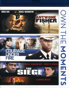 Antwone Fisher /  Courage Under Fire /  Siege