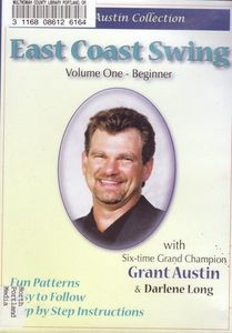 East Coast Swing with Grant Austin Vol 1 Beginner