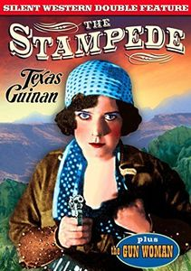 Texas Guinan Double Feature: Stampede /  Gun Woman
