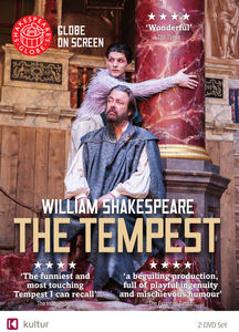 Tempest - Shakespeare's Globe Theatre on - Screen