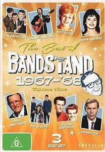 Best of Bandstand 9-1967-68 /  Various