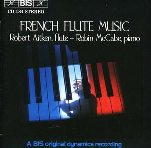 French Flute Music /  Various