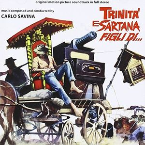 Trinita' E Sartana Figli Di (Original Soundtrack) [Import]