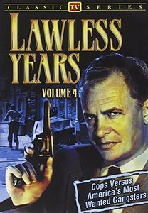 Lawless Years 4: 4-Episode Collection