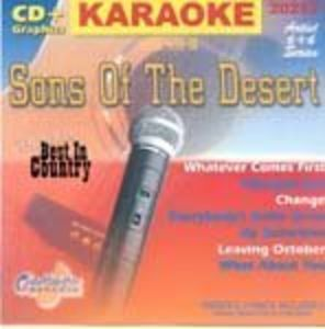 Karaoke: Sons of the Desert