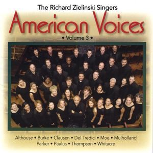 American Voices Vol. 3