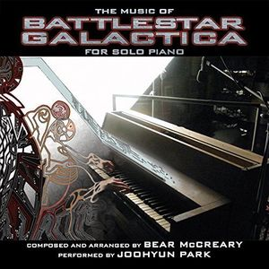Music of Battlestar Galactica for Solo Piano (Original Soundtrack)
