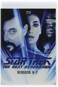 Star Trek: The Next Generation - Seasons 5 - 7
