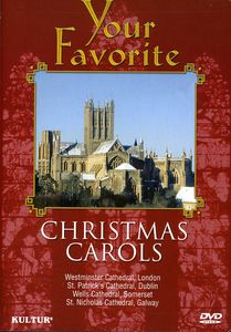 Your Favorite Christmas Carols /  Various