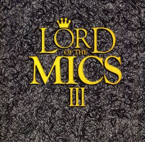 Lord of the Mics III /  Various